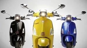 Vespa-scooters