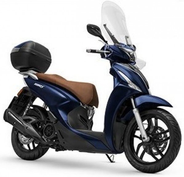 Kymco-scooters
