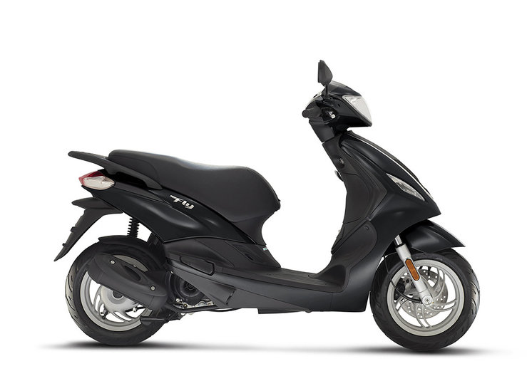Piaggio-scooters